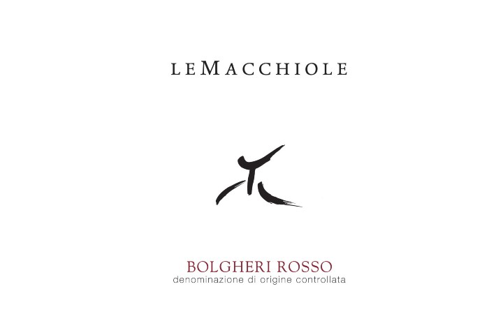 Bolgheri Rosso Le Macchiole 2014