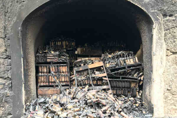 Napa Valley, Sonoma e Mendocino, il dramma del fuoco