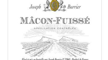 Joseph Burrier Macon-Fuissé 2016