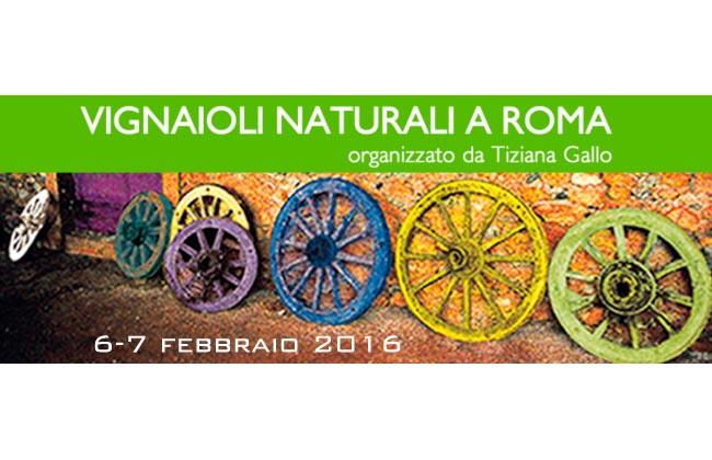 vignaioli naturali roma