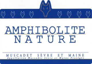 Domaine de la Louvetrie Amphibolite Nature 2013