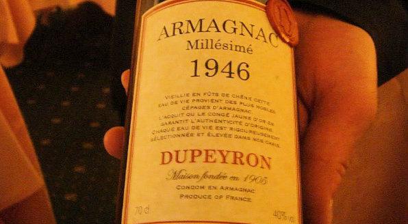 Armagnac 1946