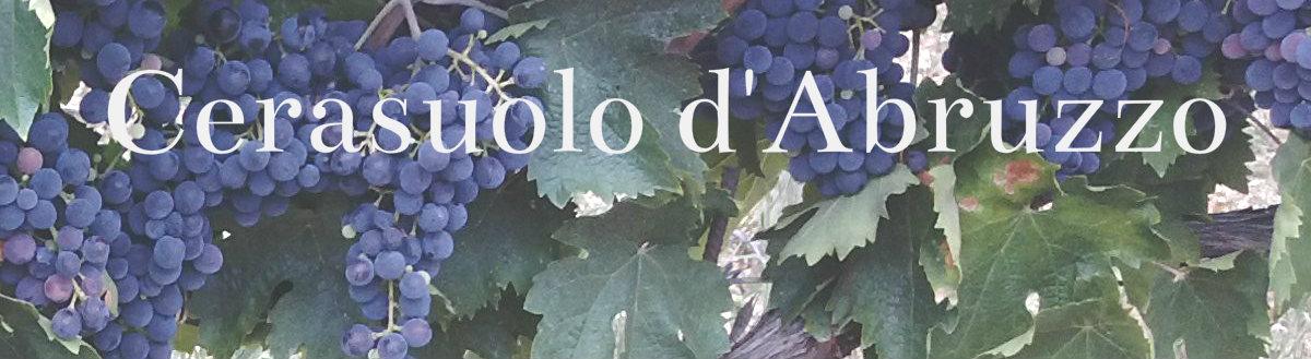 Cerasuolo d'Abruzzo
