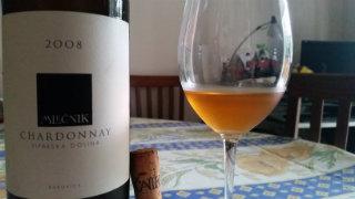 Il vino di ferragosto – Valter Mlečnik Chardonnay 2008