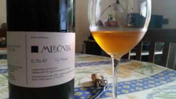Chardonnay 2008 Mlecnik