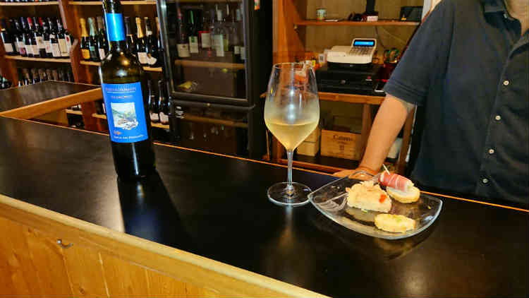 degustazione vini campania