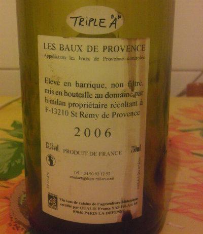 Les Baux des Provence