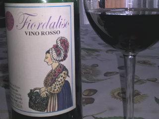 Saccoletto Fiordaliso Vino Rosso