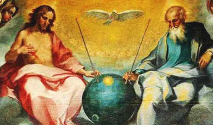 Glorificazione dell'Eucaristia, Montalcino