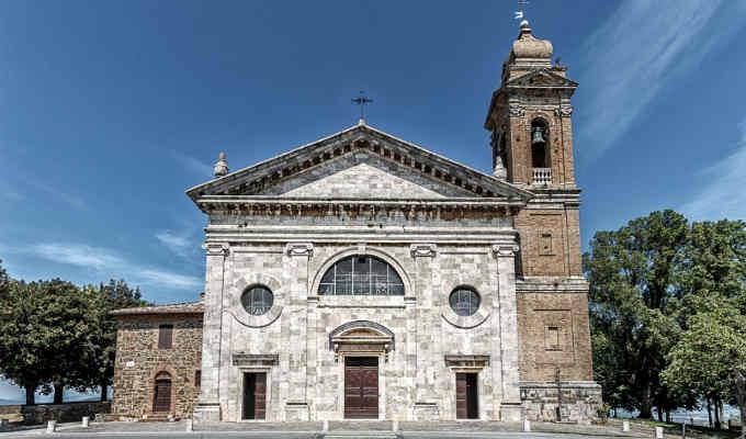 Madonna del Soccorso a Montalcino