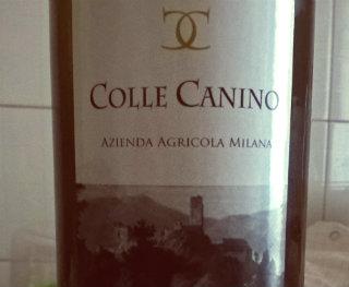 Azienda Agricola Milana Colle Canino IGT Bianco 2014