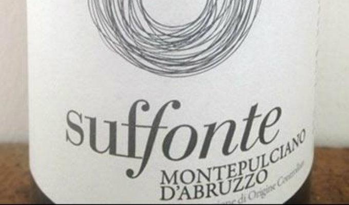 Ludovico – Suffonte Montepulciano d'Abruzzo 2014