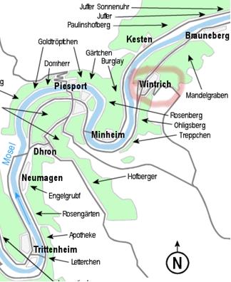 mosella-cartina