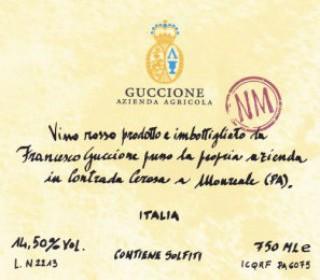 Guccione Nerello Mascalese