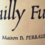 Maison B. Perraud – Pouilly-Fuissé 2012