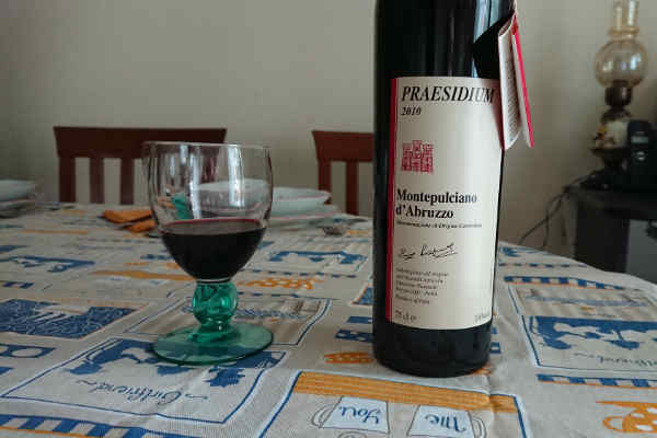 Praesidium – Montepulciano d'Abruzzo 2010