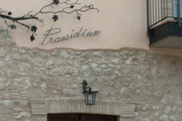 In cantina con Ottaviano Pasquale: Praesidium