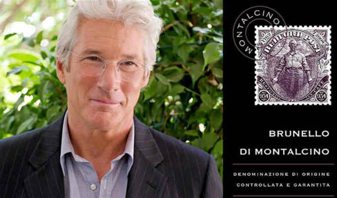 Richard Gere e Montalcino