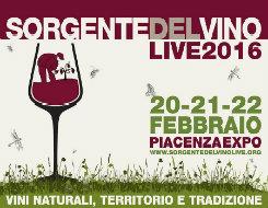 Sorgente del Vino Live 2016
