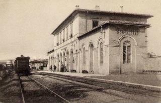 Stazione di Montalcino