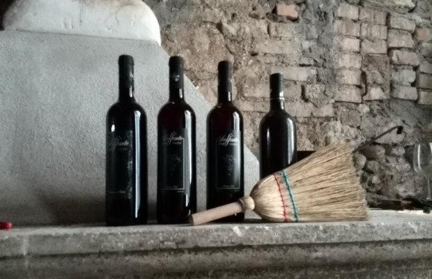 In cantina con Lorenza Ludovico: Vini Suffonte