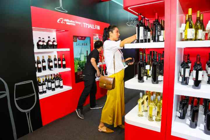 commercio del vino in Cina nell'emergenza Coronavirus