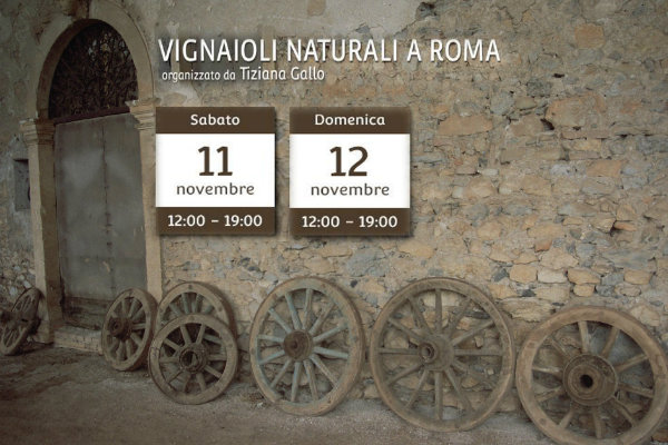 Vignaioli Naturali a Roma 2017 Numero 10
