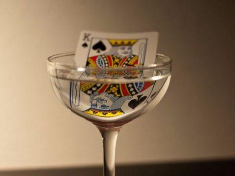 wine card game king casino
